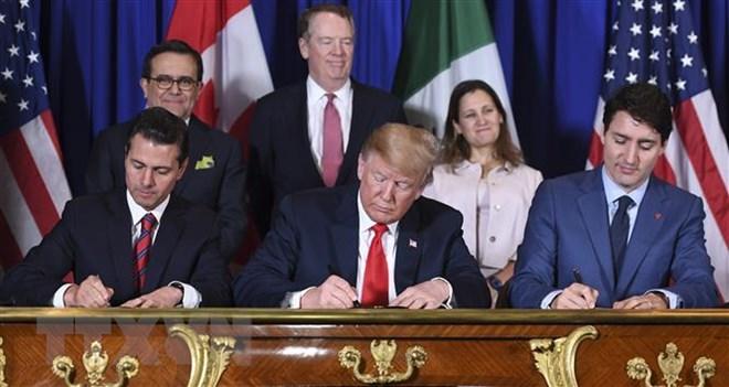 Hiệp định thương mại Bắc Mỹ: Mỗi nước tự đặt một tên gọi khác nhau Ảnh 1
