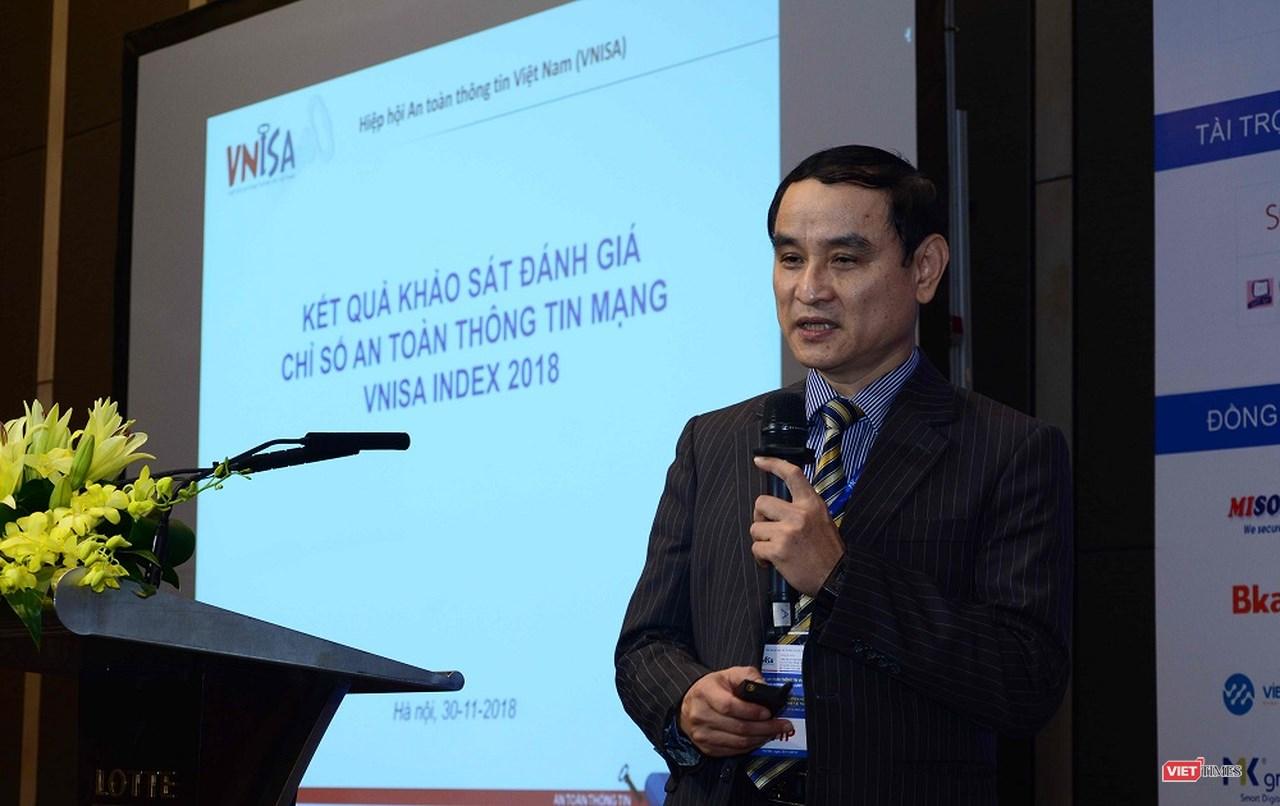 Chỉ số An toàn thông tin Việt Nam qua 4 năm vẫn 'loanh quanh' ở ngưỡng trung bình Ảnh 2