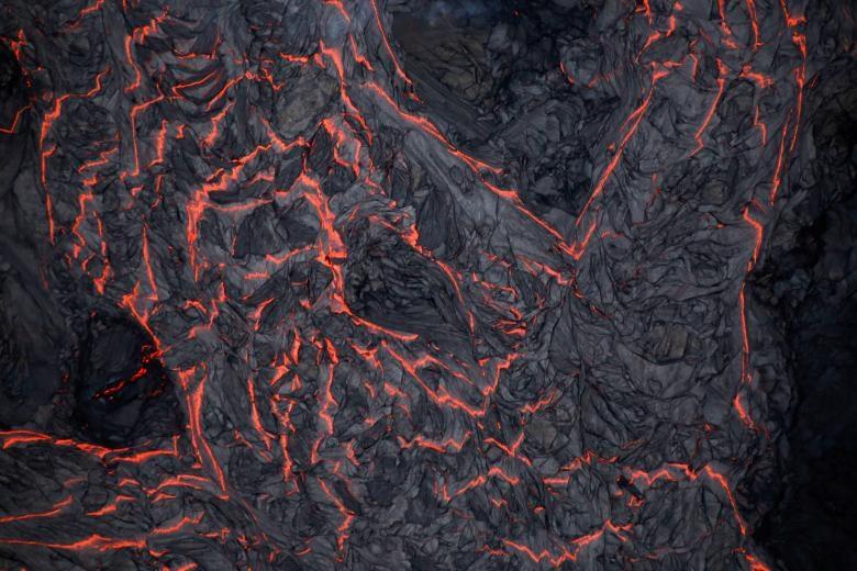 Những bức ảnh ám ảnh chụp thiên tai và hỏa hoạn từ trên không năm 2018 Ảnh 4