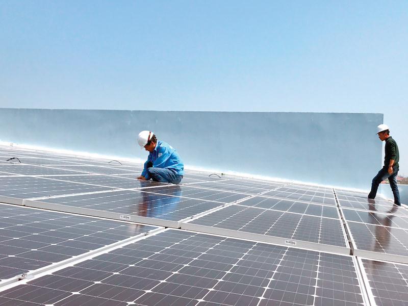 Chờ xếp chỗ 26.000 MWp điện mặt trời Ảnh 1