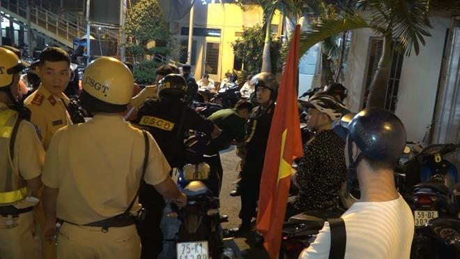 CSGT xử phạt 55 trường hợp vi phạm sau trận đấu Việt Nam – Philippines Ảnh 8