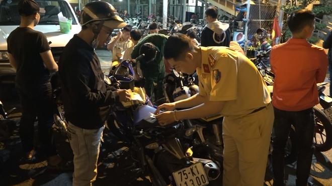 CSGT xử phạt 55 trường hợp vi phạm sau trận đấu Việt Nam – Philippines Ảnh 3