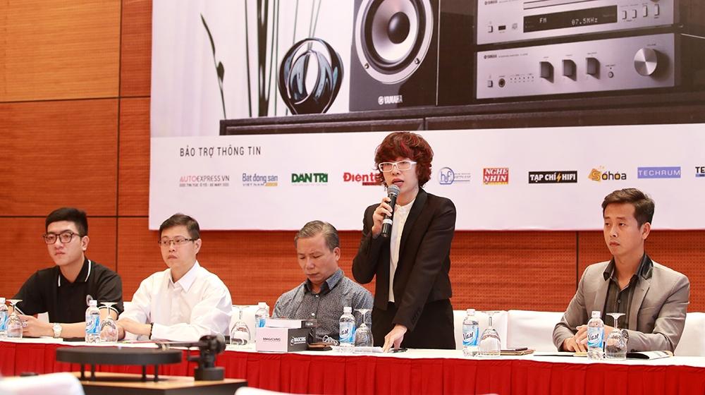 AV Show 2018 lần thứ 15 tại Hà Nội 'hút hồn' với các sản phẩm độc đáo Ảnh 1