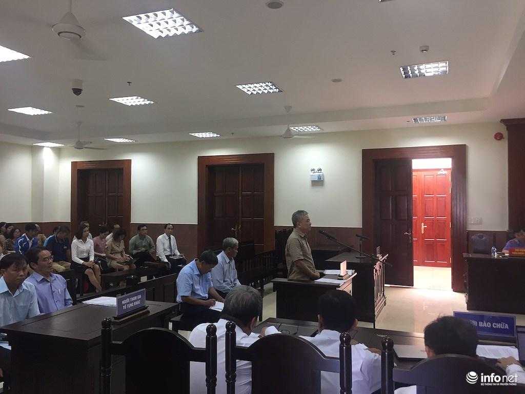 Cựu Phó Thống đốc Đặng Thanh Bình: 'Bản án sơ thẩm quá nghiêm khắc' Ảnh 1