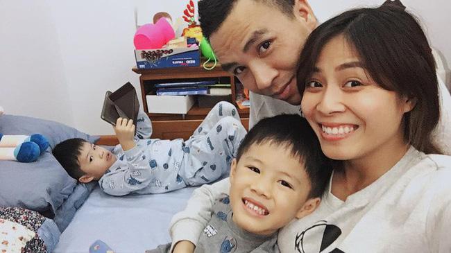 Giữa lúc MC Hoàng Linh bị mỉa mai 'bỏ cả con để lấy chồng mới' thì chồng cũ Trung Nghĩa lại có hành động này Ảnh 6