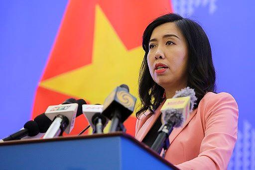 Việt Nam lên tiếng về việc Mỹ tạm dừng trục xuất người Việt Ảnh 1