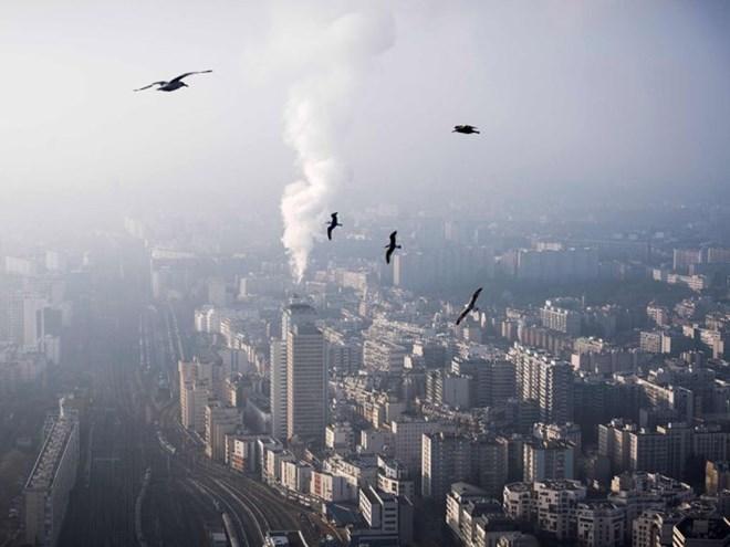 Biến đổi khí hậu: Lượng khí thải CO2 toàn cầu tăng kỷ lục Ảnh 1