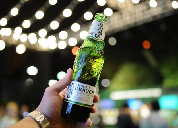 Carlsberg cam kết xóa bỏ hoàn toàn khí thải carbon, rác thải nhựa Ảnh 1