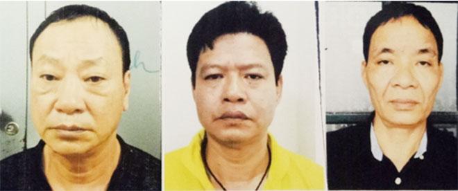 Công an Hà Nội xử lý nghiêm đối tượng cưỡng đoạt tài sản chợ Long Biên Ảnh 1