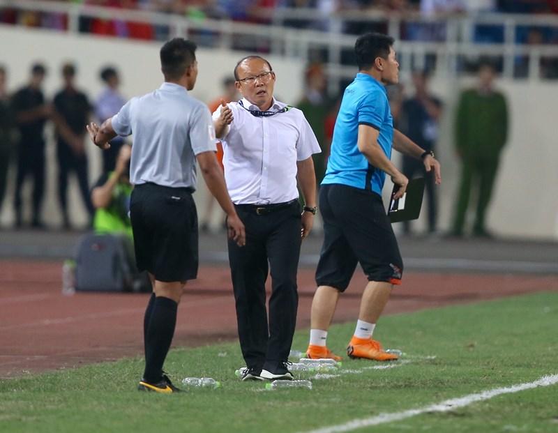 HLV Park Hang-seo: 'Tôi còn kém ông Eriksson rất nhiều!' Ảnh 2