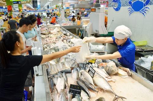 Thủy sản xuất khẩu vẫn khó bán nội địa Ảnh 1