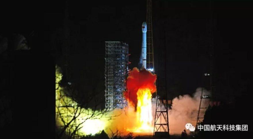 Trung Quốc phóng tàu thăm dò Mặt Trăng Ảnh 1