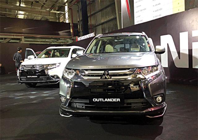 Liên tiếp 3 đợt triệu hồi xe Mitsubishi Outlander tại Việt Nam Ảnh 1