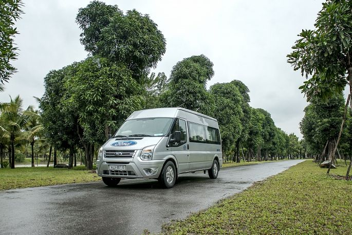 Ford công bố giá mới cho dòng xe Transit, tặng gói gia hạn bảo hành vào năm mới Ảnh 3