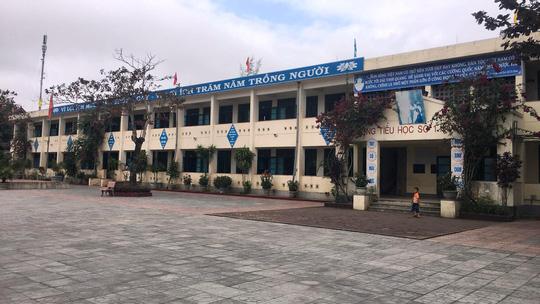 Vụ cô giáo tát học sinh lớp 1 nhập viện ở Quảng Bình: Công an vào cuộc Ảnh 3