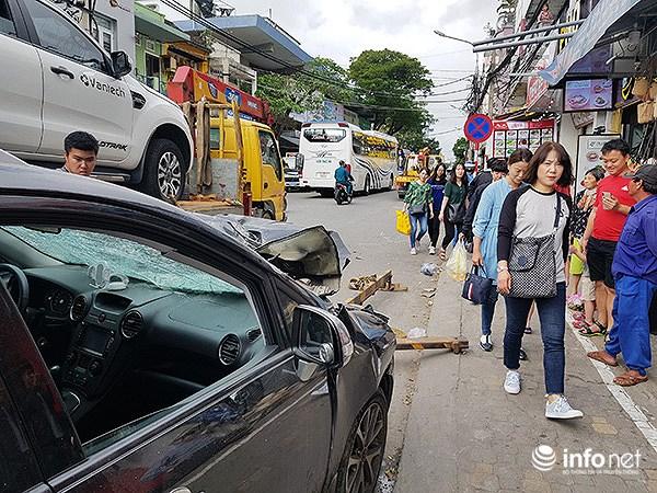 Đà Nẵng: Du khách nước ngoài kinh hãi với cú lùi 'xe điên' như phim Hollywood! Ảnh 8
