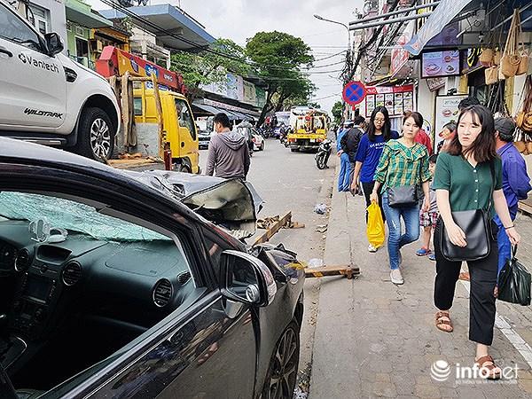 Đà Nẵng: Du khách nước ngoài kinh hãi với cú lùi 'xe điên' như phim Hollywood! Ảnh 2