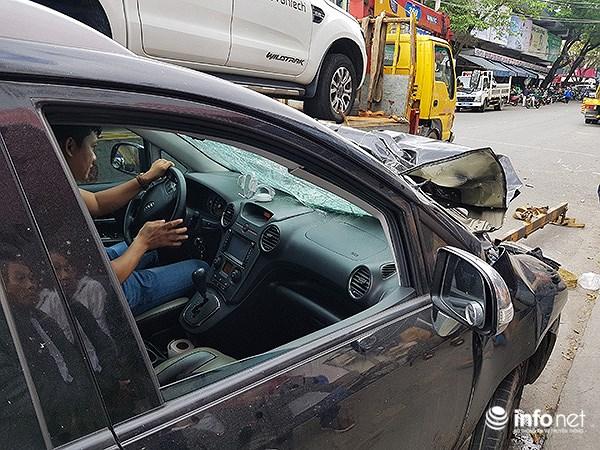Đà Nẵng: Du khách nước ngoài kinh hãi với cú lùi 'xe điên' như phim Hollywood! Ảnh 5