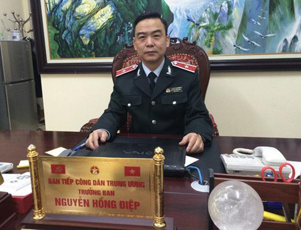 Hà Nội cấm ghi hình cán bộ tiếp dân nếu không được phép: Trưởng ban Tiếp công dân Trung ương nói gì? Ảnh 1