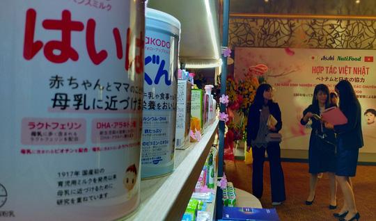 Thị trường sản phẩm 'mẹ và bé' Việt Nam hấp dẫn đại gia Nhật Ảnh 1