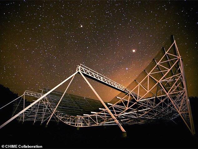 Phát hiện loạt tín hiệu vô tuyến bí ẩn cách Trái Đất 1,5 tỷ năm ánh sáng Ảnh 1