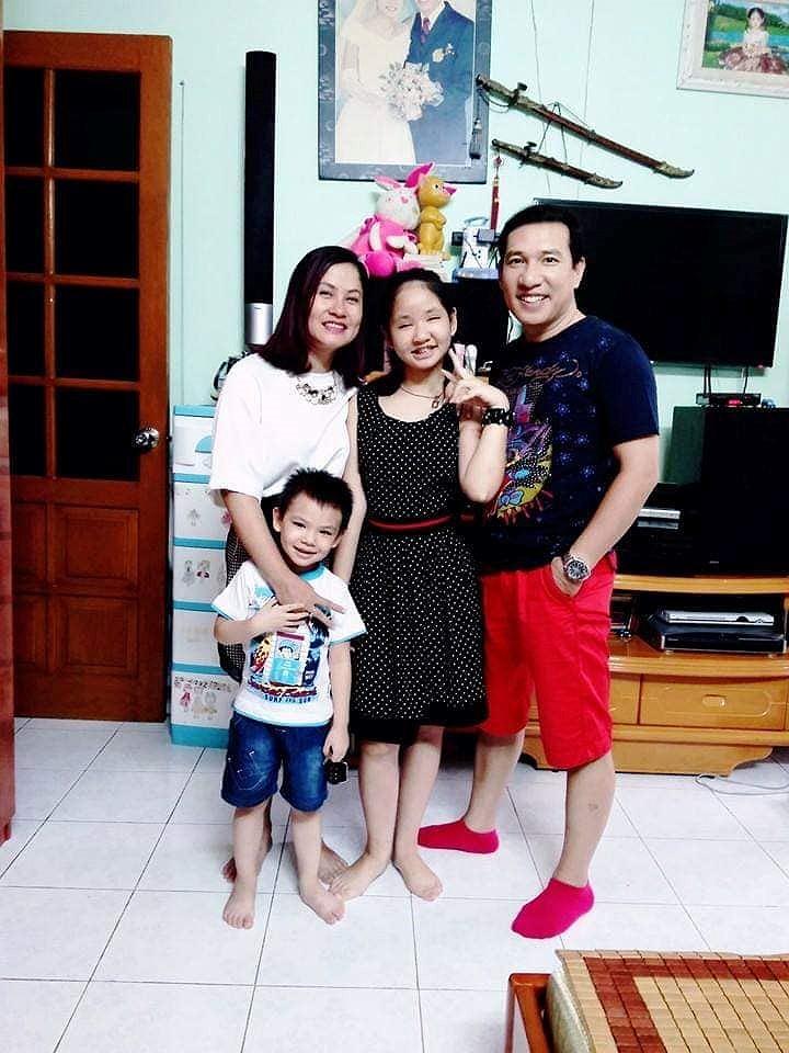 Nhan sắc vợ kém 11 tuổi của danh hài Quang Thắng Ảnh 12
