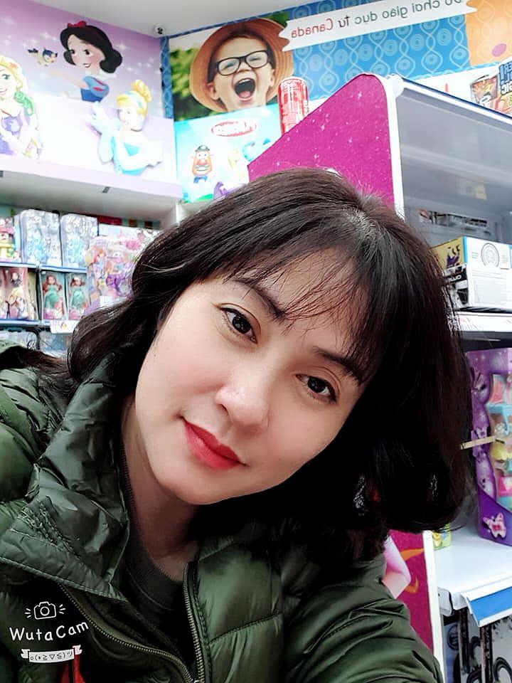 Nhan sắc vợ kém 11 tuổi của danh hài Quang Thắng Ảnh 8