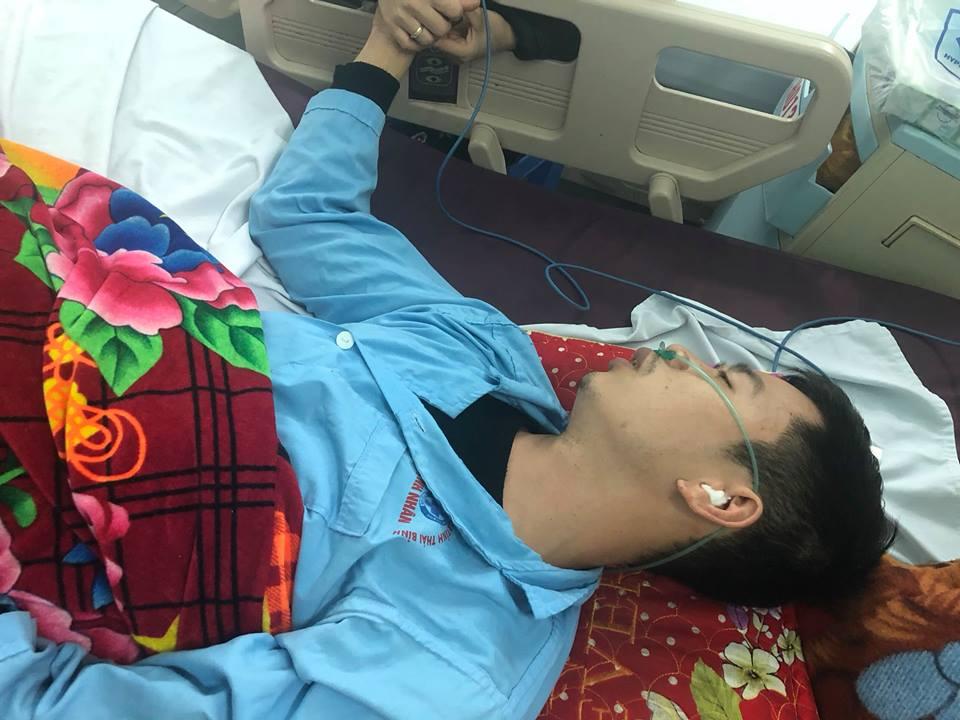 Điều tra việc một thanh niên bị đánh chấn thương sọ não sau khi làm việc với công an Ảnh 1