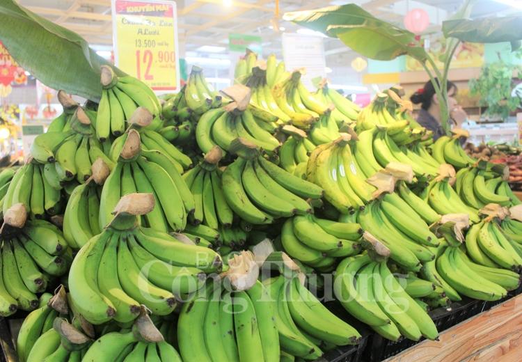 Huế: Chuối già lùn A Lưới được đưa vào hệ thống siêu thị Big C Ảnh 2
