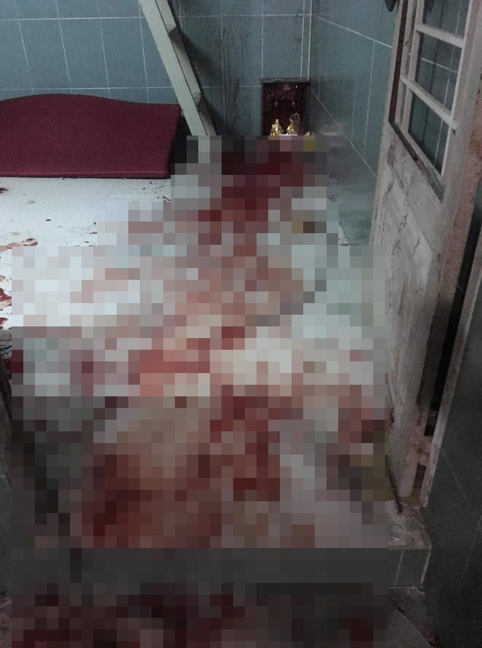 Nguyên nhân vụ truy sát kinh hoàng trong đêm ở nhà trọ ở TPHCM Ảnh 5
