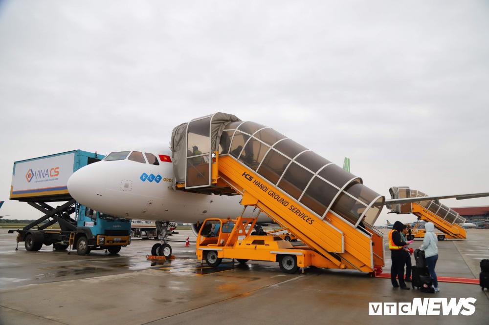 Cận cảnh máy bay Airbus A321NEO của Bamboo Airways Ảnh 5