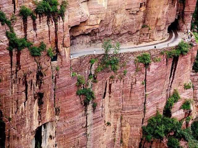 Không ai tin có tồn tại những ngôi làng dị thế này cho tới khi đến Trung Quốc Ảnh 1