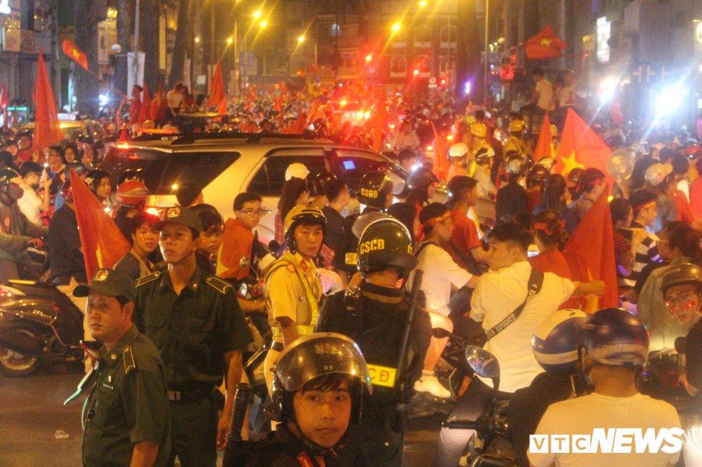 Lên phương án đảm bảo an toàn giao thông sau trận Việt Nam với Jordan Ảnh 1