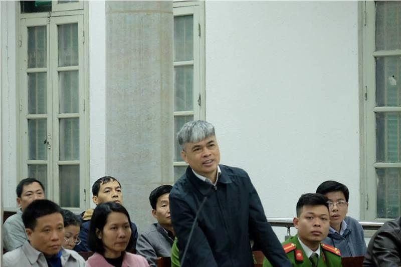 Xét xử vụ Bình Sơn: Hà Văn Thắm 'đòi lại' 10 tỷ tiền lãi ngoài Ảnh 4