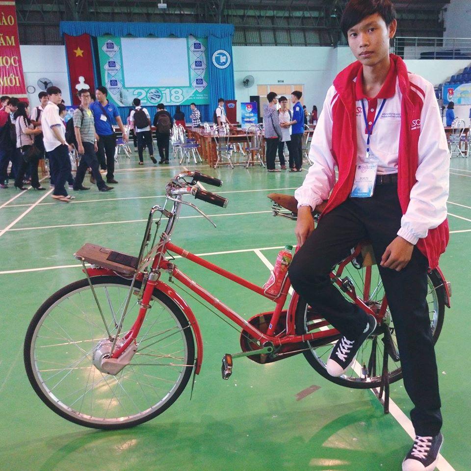 Xe đạp... 'không đụng hàng' Ảnh 1