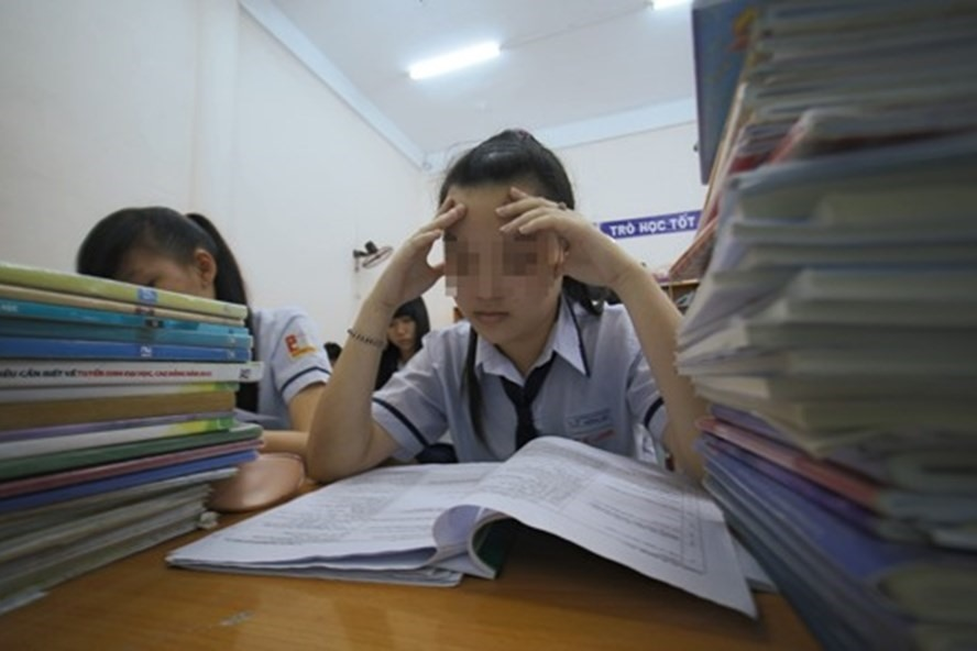 Bí quyết chữa 'bệnh ngại học' của học sinh sau kỳ nghỉ Tết Ảnh 1