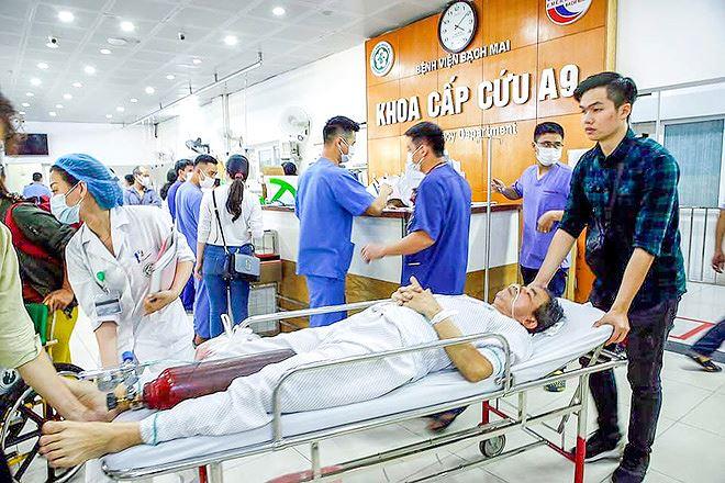 Hơn 4.000 ca cấp cứu, 11 người tử vong do đánh nhau trong dịp Tết Ảnh 1