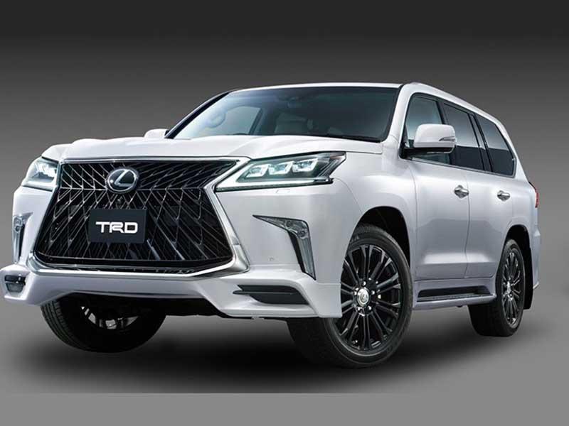 Toyota Land Cruiser 2020 sẽ dùng động cơ và hộp số mới Ảnh 2
