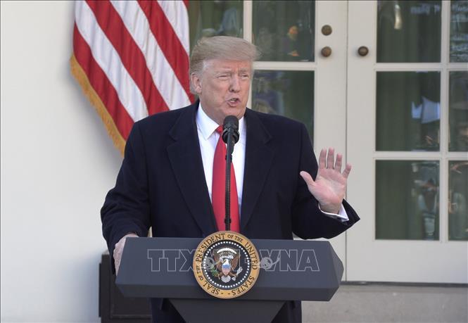 Tổng thống Donald Trump ký sắc lệnh ưu tiên phát triển trí tuệ nhân tạo Ảnh 1