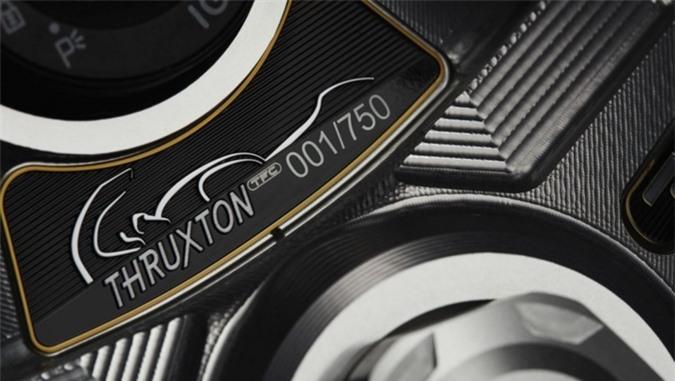 Cận cảnh Triumph Thruxton TFC phiên bản giới hạn: Nhẹ hơn, mạnh hơn Ảnh 3
