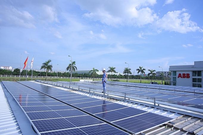 ABB - nhà cung cấp chính cho hơn 20 dự án điện mặt trời tại Việt Nam Ảnh 1
