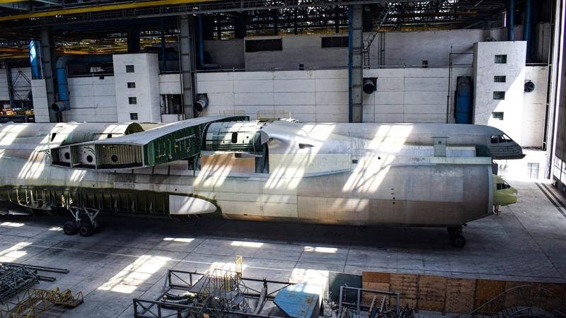 An-225, giấc mơ dang dở từ thời Chiến tranh Lạnh Ảnh 2