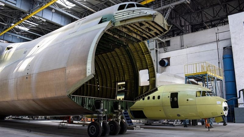 An-225, giấc mơ dang dở từ thời Chiến tranh Lạnh Ảnh 4