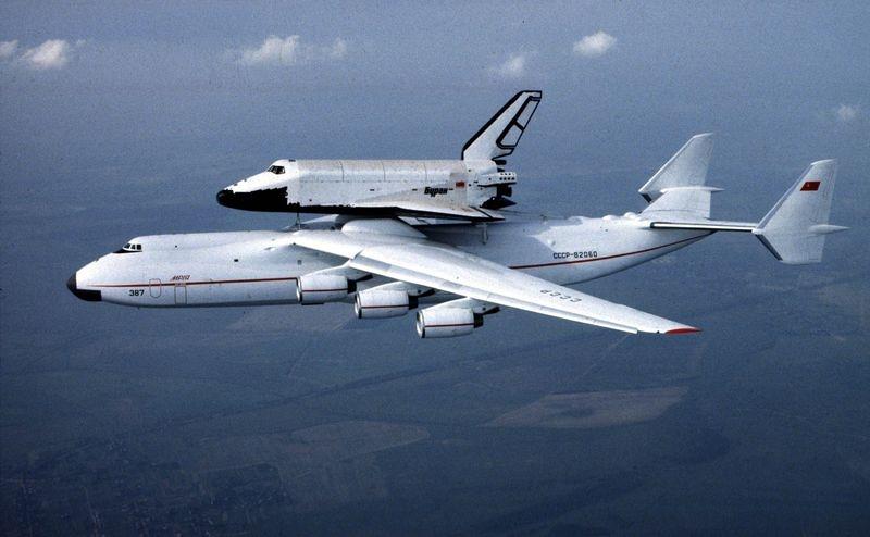 An-225, giấc mơ dang dở từ thời Chiến tranh Lạnh Ảnh 3