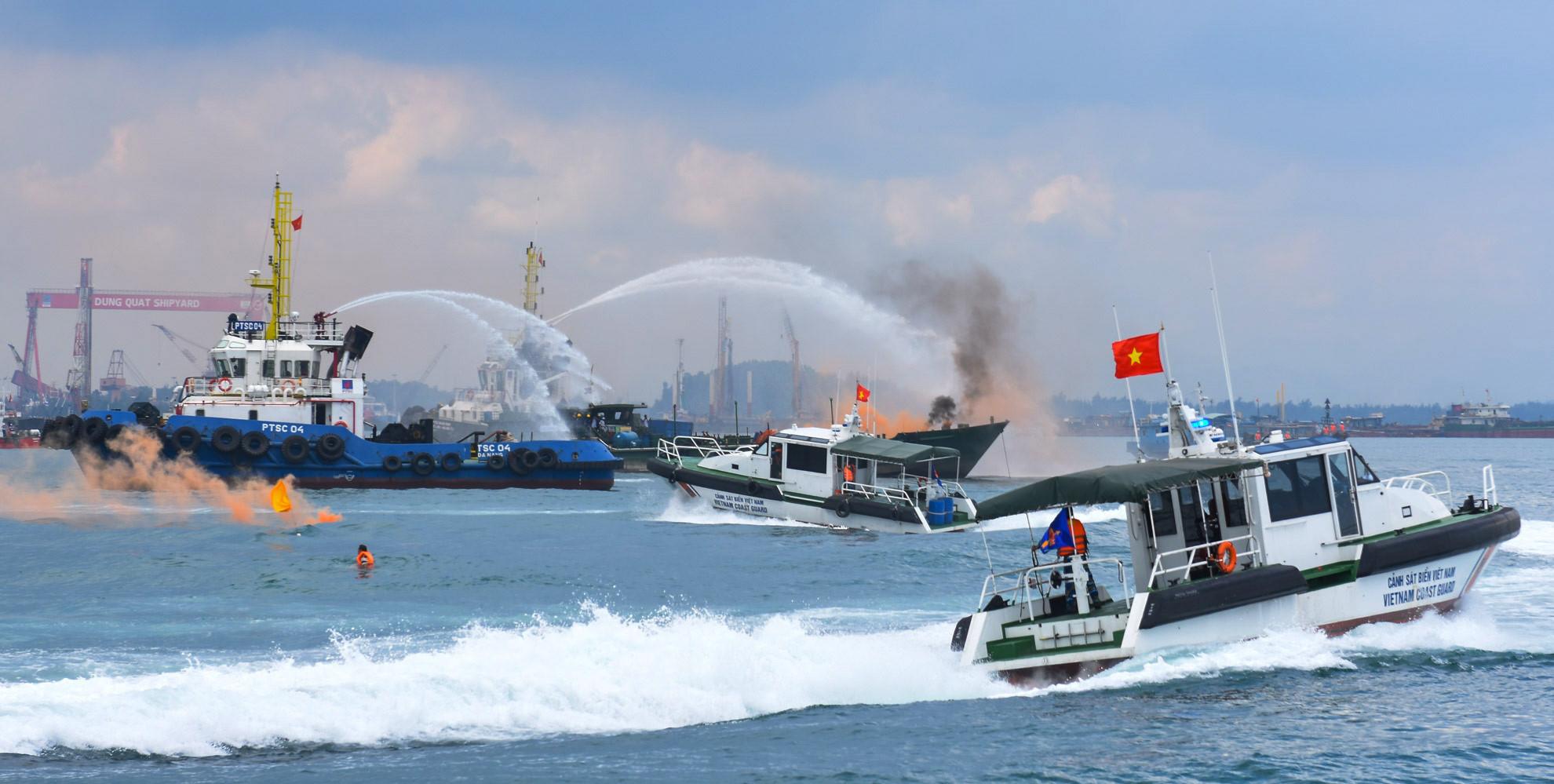 Thủ tướng yêu cầu triển khai việc thi hành Luật Cảnh sát biển Việt Nam Ảnh 1
