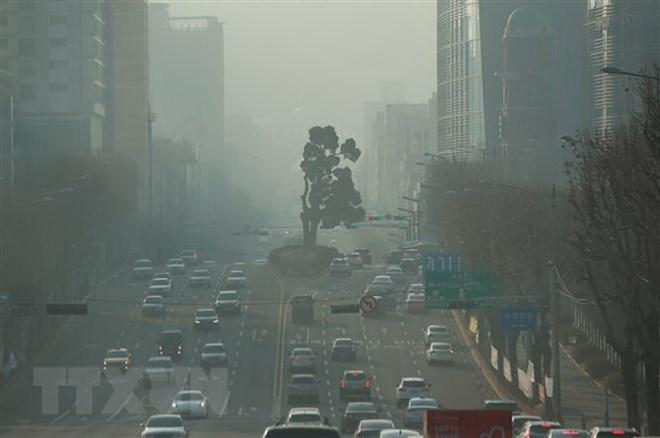 Hàn Quốc thông qua luật đặc biệt nhằm giảm ô nhiễm bụi mịn Ảnh 1
