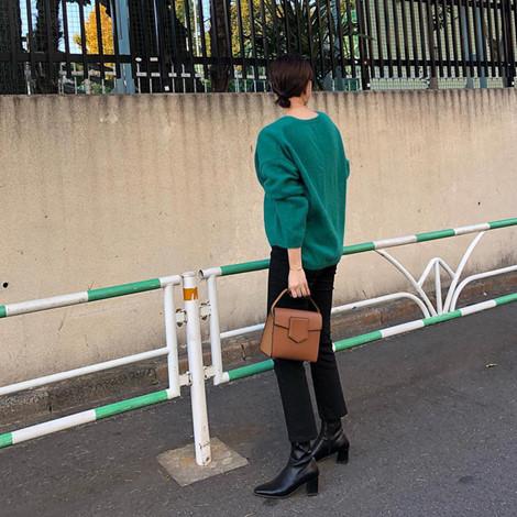 'Thả dáng sành điệu' với quần lửng và boots thời trang cực chất cho nàng Ảnh 2