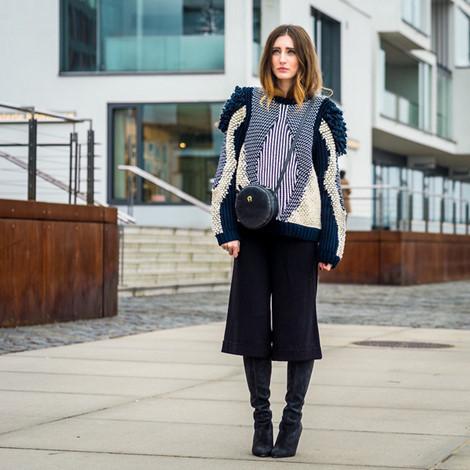 'Thả dáng sành điệu' với quần lửng và boots thời trang cực chất cho nàng Ảnh 3