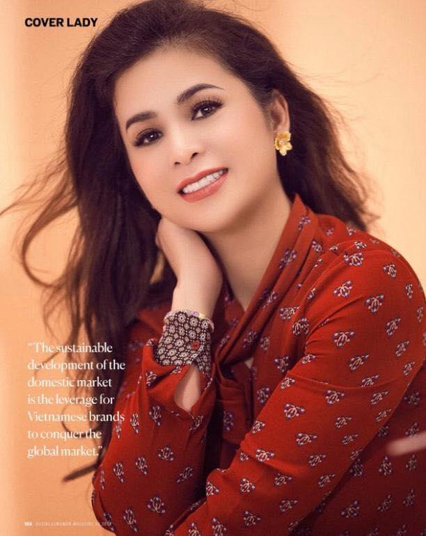 Phong cách thời trang của bà Lê Hoàng Diệp Thảo Ảnh 27