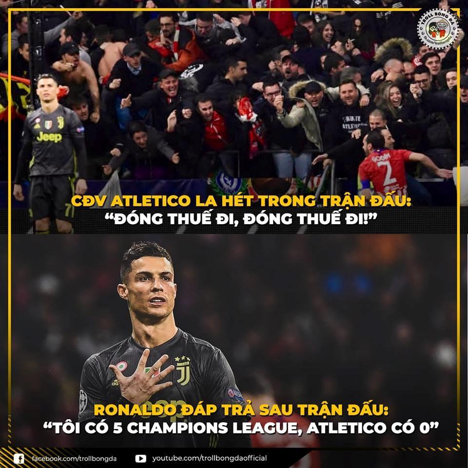 Biếm họa 24h: HLV Park Hang Seo gây sốt, Ronaldo nhận 'gạch đá' từ MXH Ảnh 3